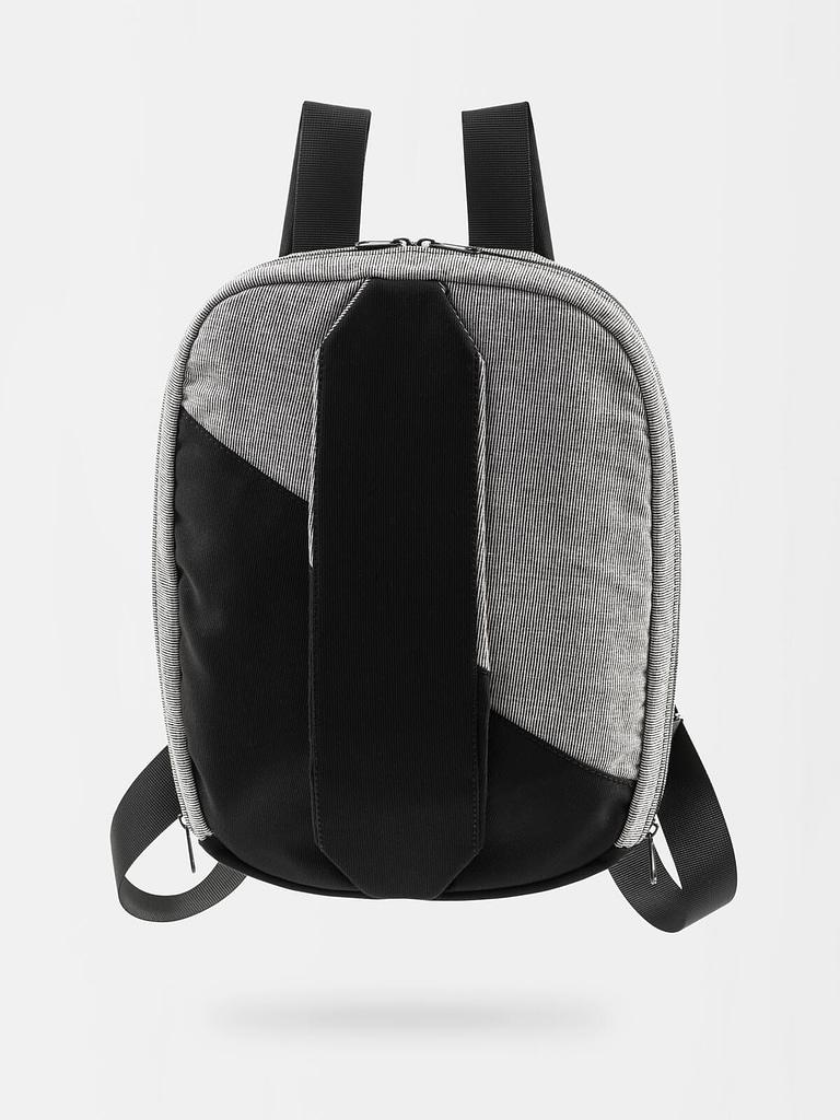 laptop backpack and shoulder bag