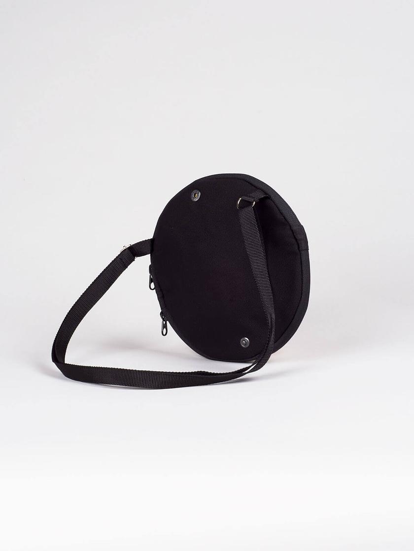 birdwalk wallet mini round bag back