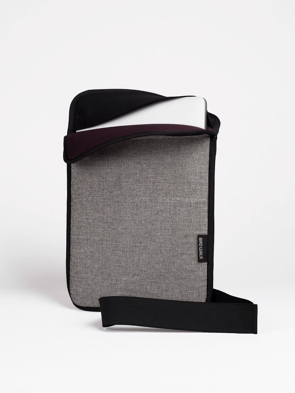 bolsa de computador 13 polegadas algodão orgânico marca portuguesa