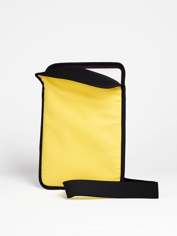 13 inch laptop sleeve yellow water repellent