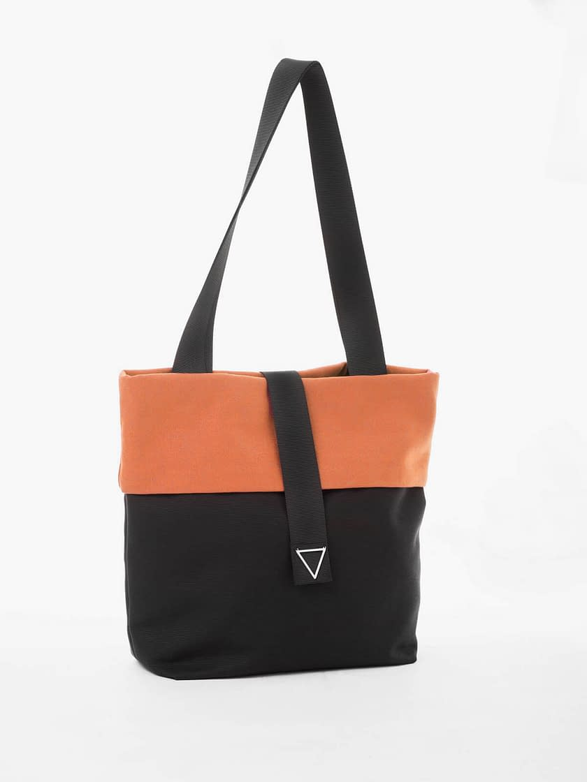 2 in 1 tote bag and hand bag