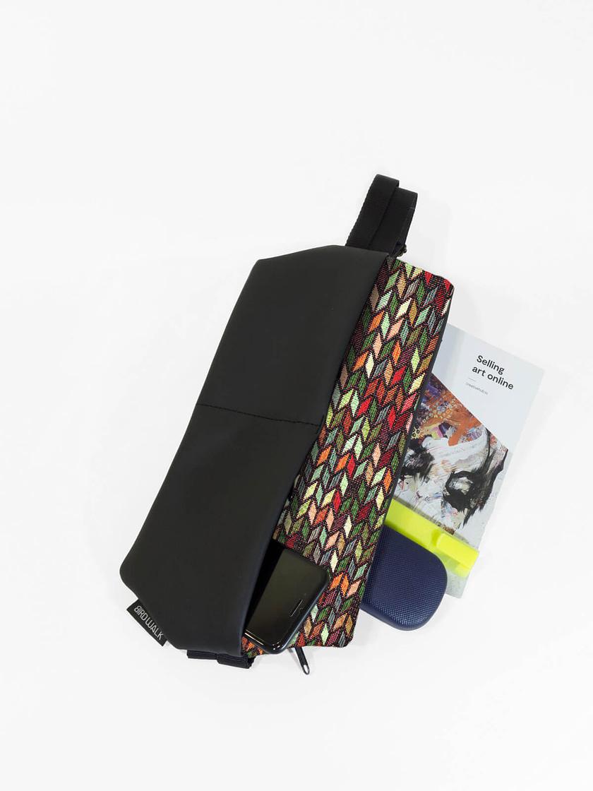birdwalk slim backpack shoulder bag multicolor04