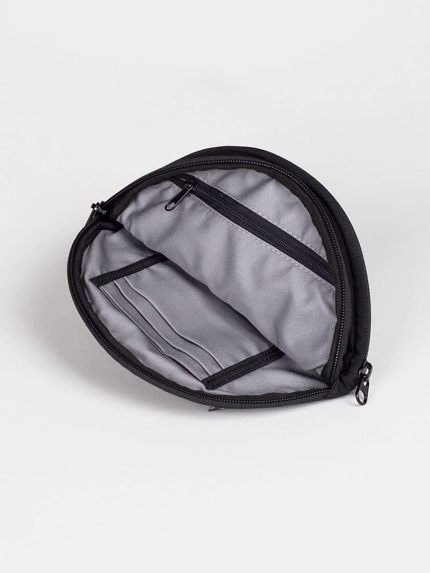birdwalk wallet mini round bag inside