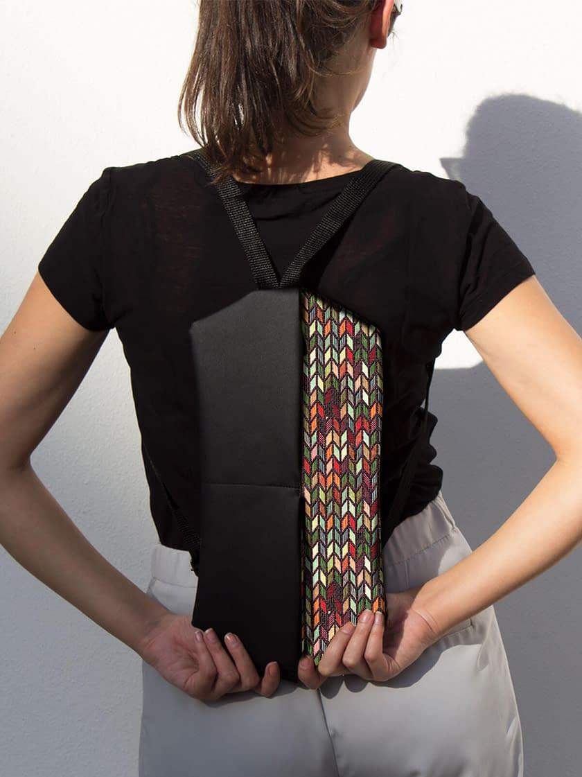 backpack and shoulder bag original design made in Portugal